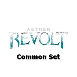 Common Set AETHER REVOLT Set Comuni AER Inglese