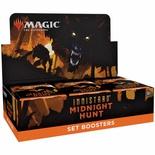 Box Magic INNISTRAD: MIDNIGHT HUNT 30 Buste Set Booster Display Inglese