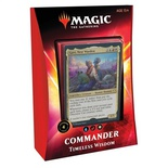Mazzo Magic Commander 2020 SAGGEZZA ETERNA Deck C20 Italiano