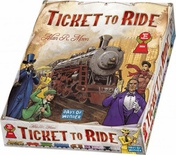 TICKET TO RIDE USA : Gioco da Tavolo in Italiano