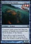 Kraken of the Straits