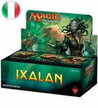 Box Magic IXALAN 36 Buste Booster Italiano