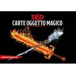 D&D 5ED : CARTE OGGETTO MAGICO Accessorio Gioco di Ruolo