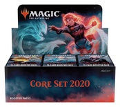 Box Magic CORE SET 2020 M20 36 Buste Booster Inglese