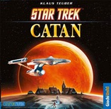 I COLONI DI CATAN : STAR TREK Gioco da Tavolo in Italiano