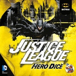 JUSTICE LEAGUE : HERO DICE BATMAN Gioco da Tavolo Italiano
