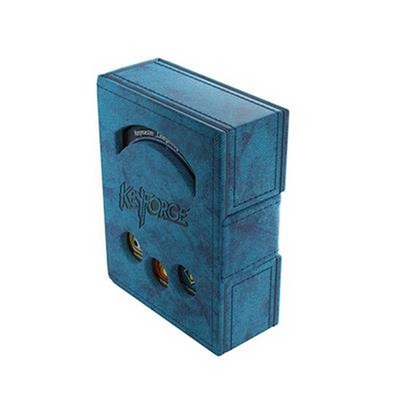 Deck Box KEYFORGE BLUE DECK BOOK Porta Mazzo