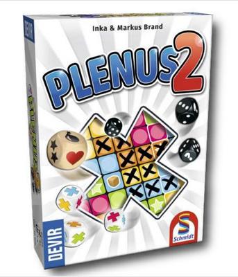 PLENUS 2 Gioco da Tavolo
