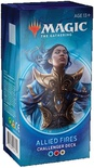Challenger Deck 2020 Magic ALLIED FIRES Mazzo