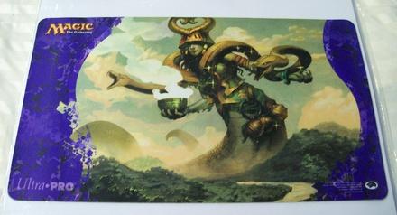 Playmat Ultra Pro Magic JOURNEY INTO NYX V5 PHARIKA Tappetino 60x40 cm Carte
