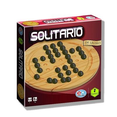 SOLITARIO Gioco da Tavolo