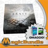 BRASS BIRMINGHAM : Bundle Gioco da Tavolo + Protection Pack