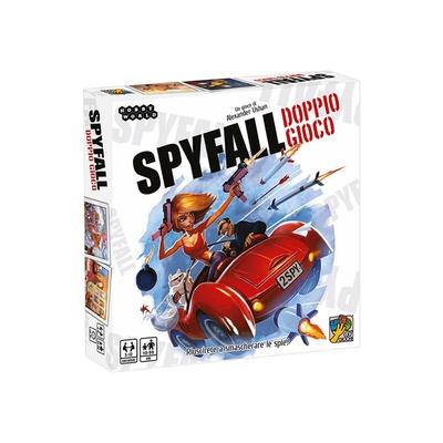 SPYFALL - DOPPIO GIOCO Gioco da Tavolo