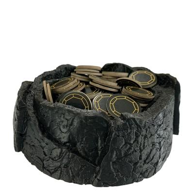 Villainous : Calderone per Token Potere Power Token Cauldron