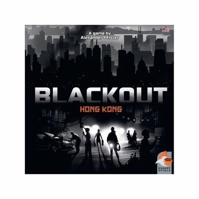 BLACKOUT - HONG KONG Gioco da Tavolo