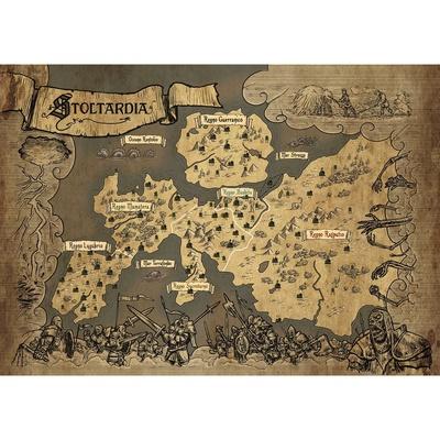 Unglorious - Mappa Cimiteriale di Stoltardia