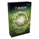 Box Magic COMMANDER COLLECTION GREEN Inglese