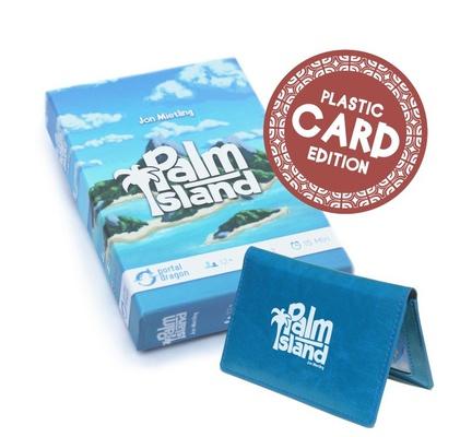PALM ISLAND (Plastic Edition) Gioco da Tavolo
