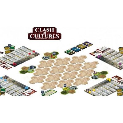 Clash of Cultures - Monumental Edition