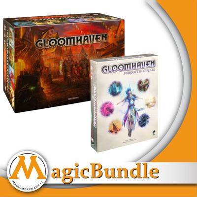 Gloomhaven - Bundle Base + Forgotten Circles