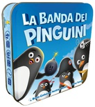LA BANDA DEI PINGUINI Gioco da Tavolo