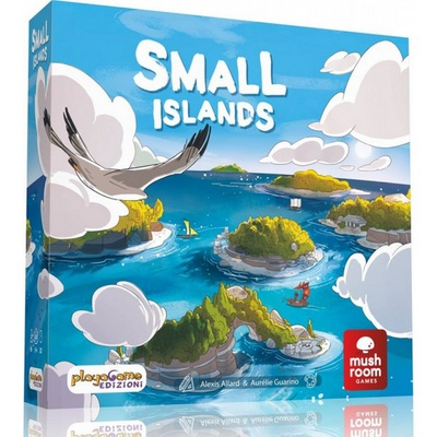 SMALL ISLANDS Gioco da Tavolo