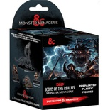 D&D MONSTER MENAGERIE ICONS OF THE REALMS Booster Miniature 5th Edition 5E