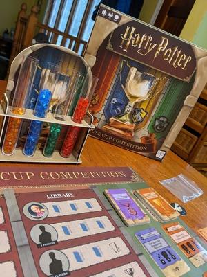 Harry Potter - La Coppa delle Case