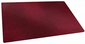 Playmat XENO SKIN EDITION Ultimate Guard Magic DARK RED  ROSSO BORDO' Tappetino Carte 61X35cm
