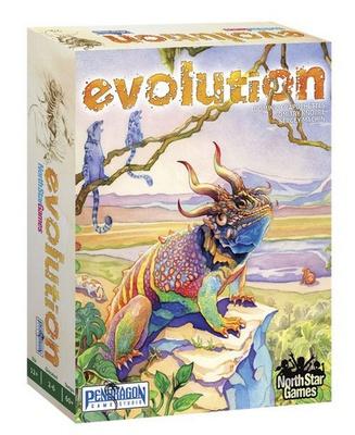 EVOLUTION Gioco da Tavolo