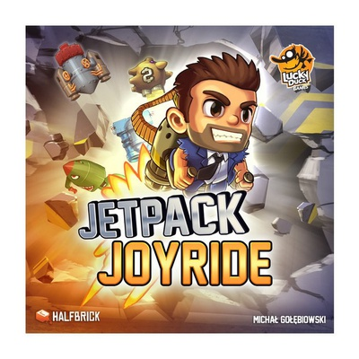 JETPACK JOYRIDE Gioco da Tavolo