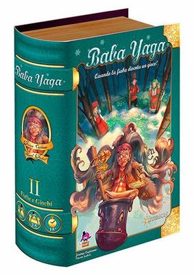 Fiabe e Giochi : BABA YAGA Gioco da Tavolo in Italiano
