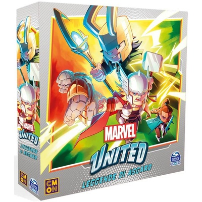 Marvel United - Bundle Base + Espansioni