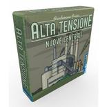 ALTA TENSIONE : NUOVE CENTRALI Espansione Gioco da Tavolo