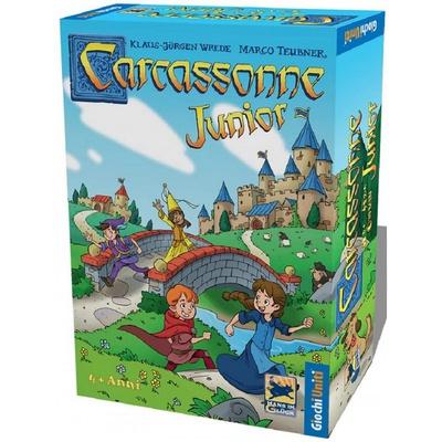 CARCASSONNE JUNIOR Giochi da Tavolo