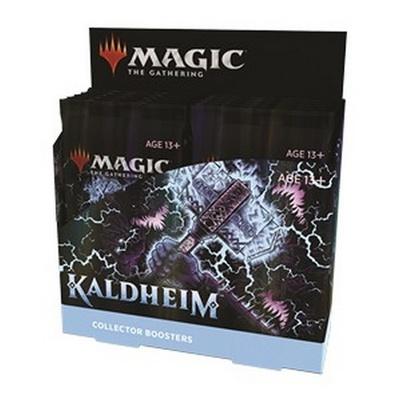 Box Magic KALDHEIM Collector 12 Buste Booster Inglese