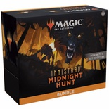 Bundle Magic INNISTRAD: MIDNIGHT HUNT 10 Boosters Fat Pack Inglese