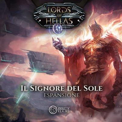 LORDS OF HELLAS : IL SIGNORE DEL SOLE Espansione Gioco da Tavolo