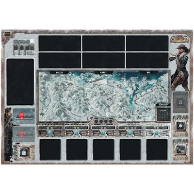 Last Aurora : Neoprene Giant Playmat
