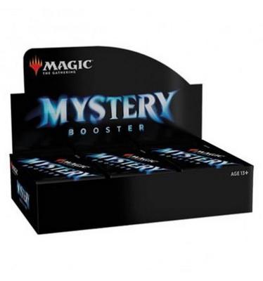 Box Magic MYSTERY BOOSTER 36 Buste Booster Italiano
