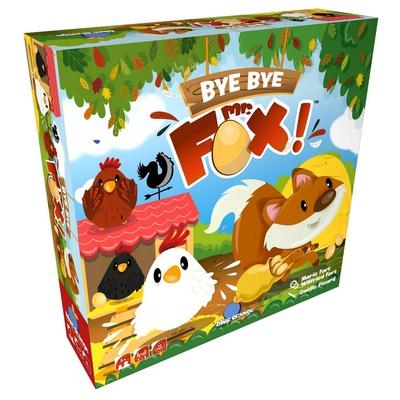 BYE BYE MR. FOX! Gioco da Tavolo