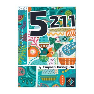 5211 Gioco da Tavolo