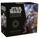 STAR WARS LEGION : ASSALTATORI Gioco di Miniature