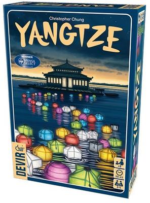 YANGTZE (Lanterns) Gioco da Tavolo