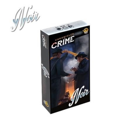 CHRONICLES OF CRIME : NOIR Espansione Gioco da Tavolo