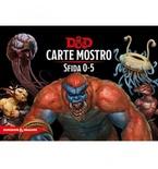 D&D 5ED : CARTE MOSTRO SFIDA 0-5 Accessorio Gioco di Ruolo