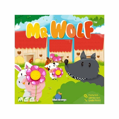 MR. WOLF Gioco da Tavolo