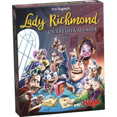 LADY RICHMOND : UN'EREDITA' ALL'ASTA Gioco da Tavolo