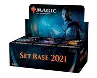 Box Magic SET BASE 2021 M21 36 Buste Booster Italiano