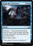 Scour the Laboratory